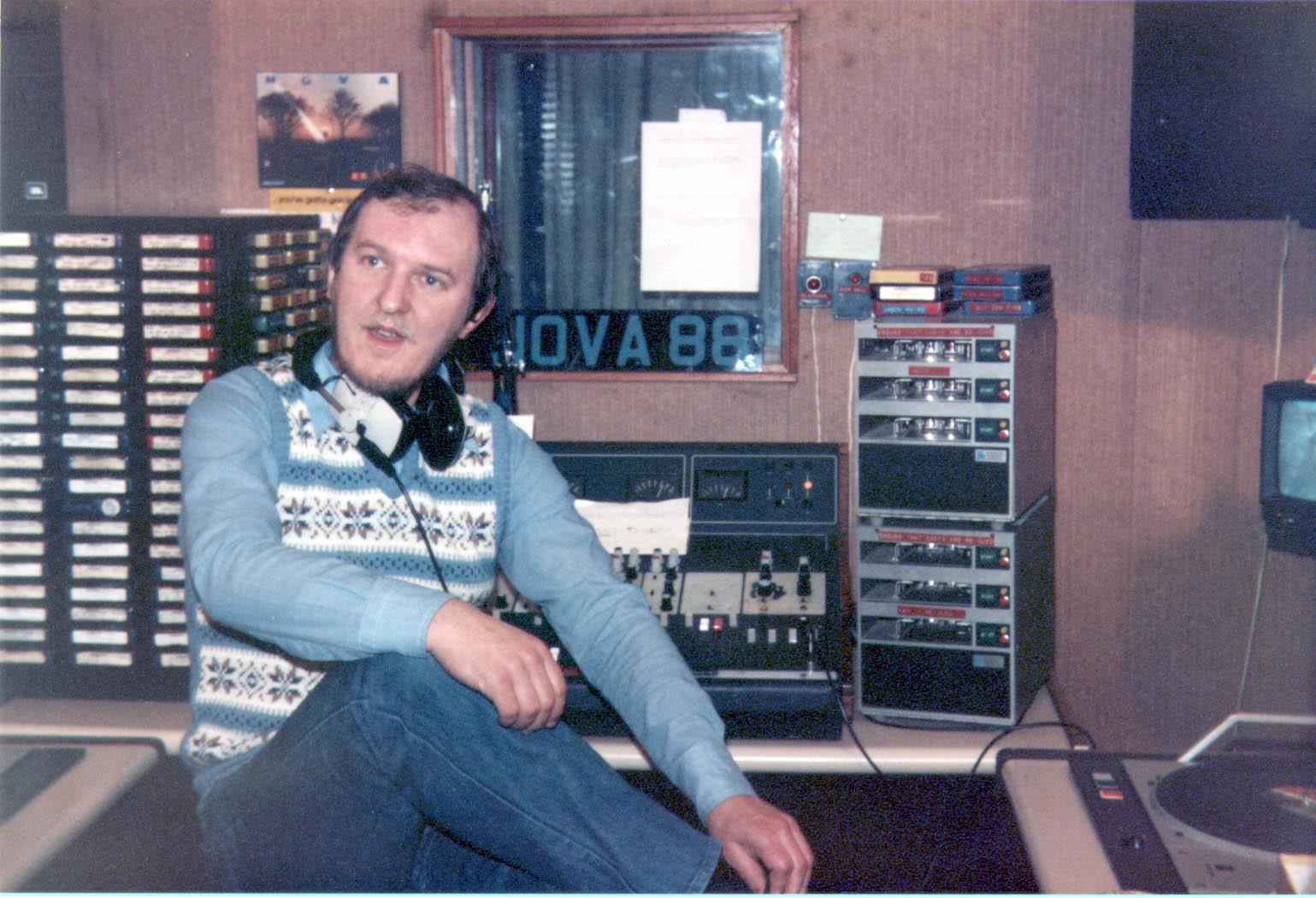 Digital Radio Ireland - Nova audio channels